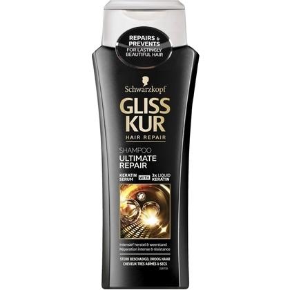Gliss Kur Shampoo Ultimate Repair 250 ml 5410091712365