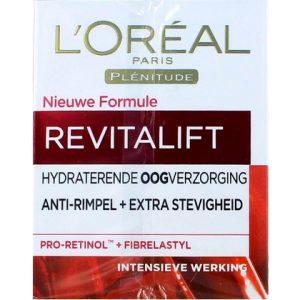 L'Oreal Oogcreme Revitalift Anti-Rimpel 15 ml 3600521823750