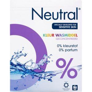Neutral Waspoeder Kleur 3 kg 8712561476003