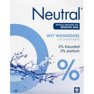 Neutral Waspoeder Wit 3 kg 8712561475938