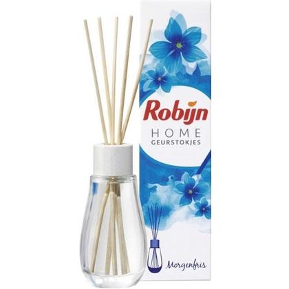 Robijn Home Geurstokjes Morgenfris 45 ml 8710447469576