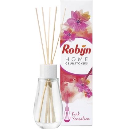 Robijn Home Geurstokjes Pink Sensation 45 ml 8710447469583