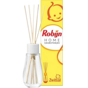 Robijn Home Geurstokjes Zwitsal 45 ml 8710447469637