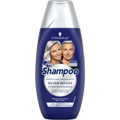Schwarzkopf Shampoo Silver Reflex 250 ml 5410091669003