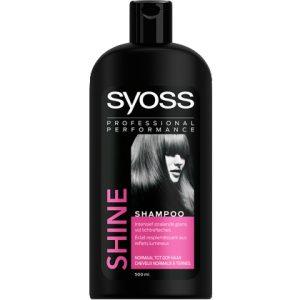 Syoss Shampoo Shine 500 ml 5410091732264