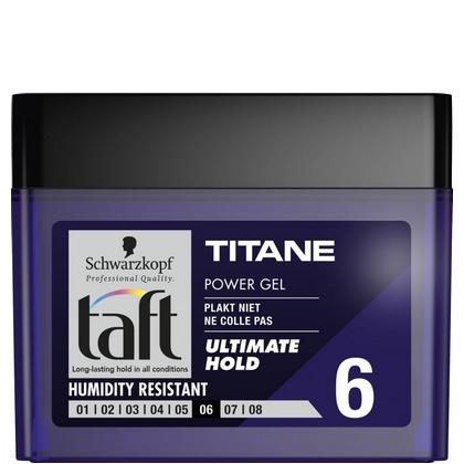 Taft Haargel Power Titane 250 ml 5410091742119
