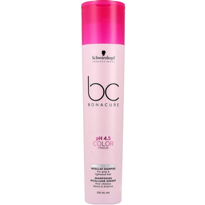 BC Shampoo Color Freeze Silver 250 ml 4045787430158