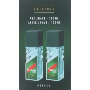 Fresh Up Pre Shave After Shave 2x 100 ml 8710919106657