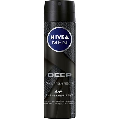 Nivea Deospray Men Deep 150 ml 4005900495532