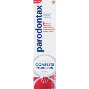 Parodontax Tandpasta Complete Protection Whitening 75 ml 5054563040954