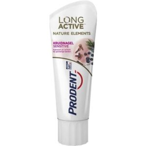 Prodent Tandpasta Long Active Kruidnagel Sensitive 75 ml 8710522387108