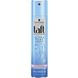 Taft Haarspray Ultra Pure Strong 250 ml 7332531037129