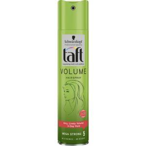 Taft Haarspray Volume Mega Strong 250 ml 7310181571804
