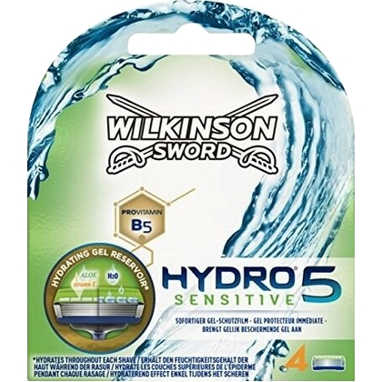Wilkinson Hydro 5 Sensitive 4 mesjes 4027800102501