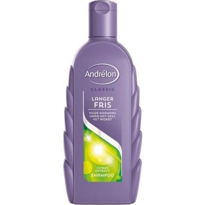 Andrelon Shampoo Langer Fris 300 ml 8712561548182