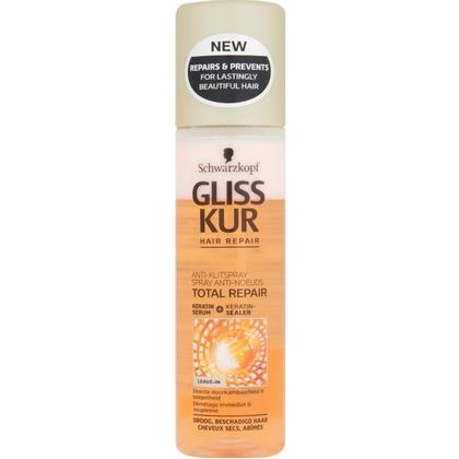 Gliss Kur Anti Klit Spray Total Repair 200 ml 5410091712280