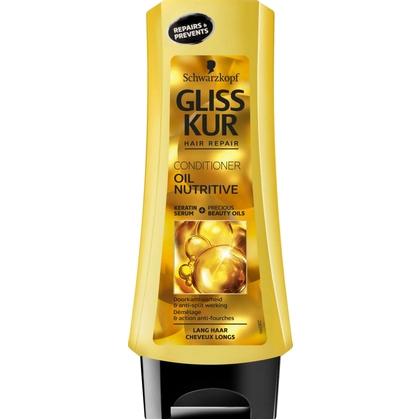 Gliss Kur Conditioner Oil Nutritive 200 ml 5410091712327
