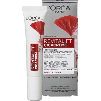 L'Oreal Revitalift Cicacreme Ogen 15 ml 3600523594573