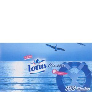 Lotus Tissues Classic 100 stuks 6192400661074