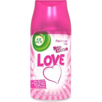 Airwick Freshmatic Max Navulling Pop Love 250 ml 3059943023765