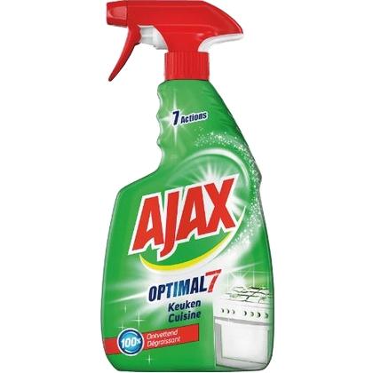 Ajax Keukenspray Optimal 7 750 ml 8718951133099