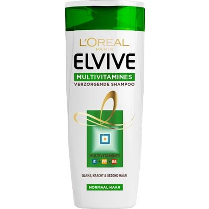 Elvive Shampoo Multivitamines 250 ml 3600523633289
