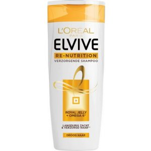 Elvive Shampoo Re-Nutrition 250 ml 3600523633449