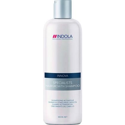 Indola Innova Shampoo Specialists Hairgrowth 300 ml 4045787154474