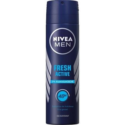 Nivea Deospray Men Fresh Active 150 ml 4005900457233