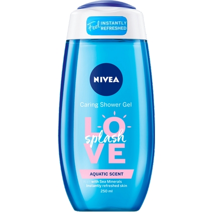 Nivea Douchegel Love Splash 250 ml 4005900655936