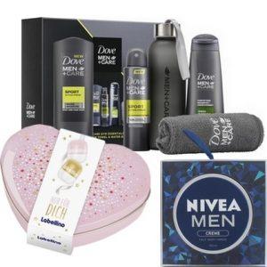 Geschenksets van o.a. Nivea, Dove & Labello NU op voorraad: op is op!