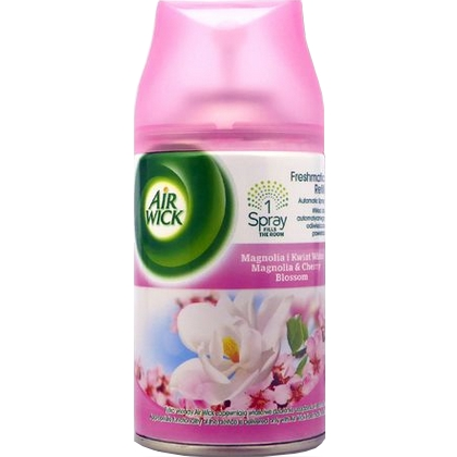 Airwick Freshmatic Max Navulling Magnolia & Cherry Blossom 250 ml 5011417541807