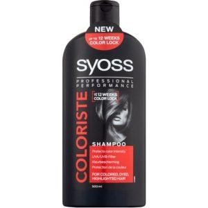 Syoss Shampoo Coloriste 500 ml 5410091732417