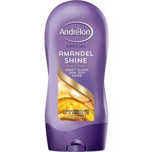 Andrelon Conditioner Amandel Shine 300 ml 8710447326336