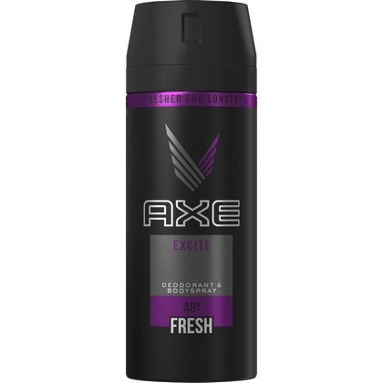Axe Deospray Excite 150 ml 8710447484357