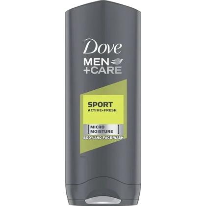 Dove Douchegel Men Care Sport 400 ml 8717163634615