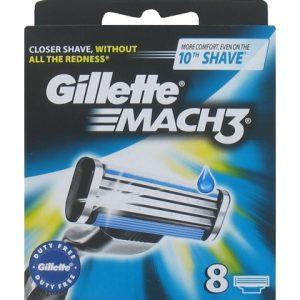 Gillette Mach3 8 mesjes 3014260243548