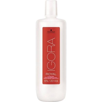 Igora Royal Waterperoxide 6% 20 vol 1 L 4045787183085