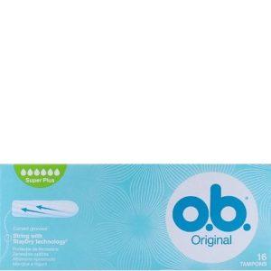 OB Tampons Original Super Plus 16 stuks 3574661130200