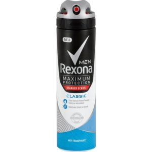 Rexona Deospray Men Maximum Protection Classic 150 ml 8710447436707