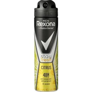 Rexona Deospray Men Stay Fresh Citrus 150 ml 8710847864766