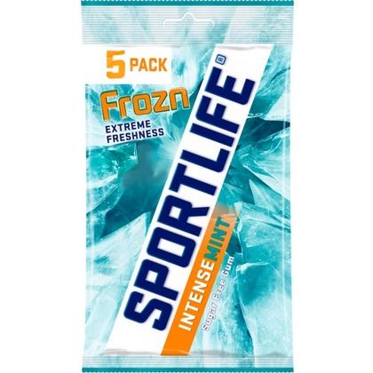 Sportlife Kauwgom Intense Mint Frozn 5 pack 8711400407208