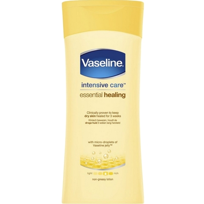 Vaseline Bodylotion Intensive Care Essential Healing 400 ml 8712561484398