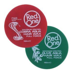 Nieuwe kleuren RedOne haarwax op voorraad!