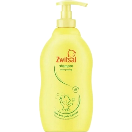 Zwitsal Shampoo Anti Prik 400 ml 8717163807453