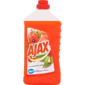 Ajax Allesreiniger Rode Bloemen 1 L 8718951190825
