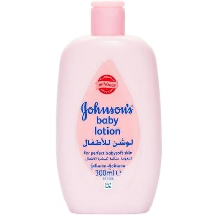 Johnson Baby Baby Lotion 300 ml 5000207004585