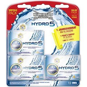 Wilkinson Hydro 5 4 Triopak 4027800102273