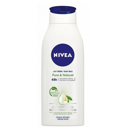Nivea bodymilk pure natural 400ml 4005900441119