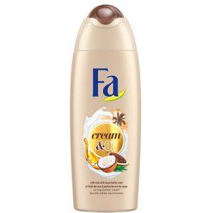 FA douchegel cream en oil cacao 250 ml 3178041337328